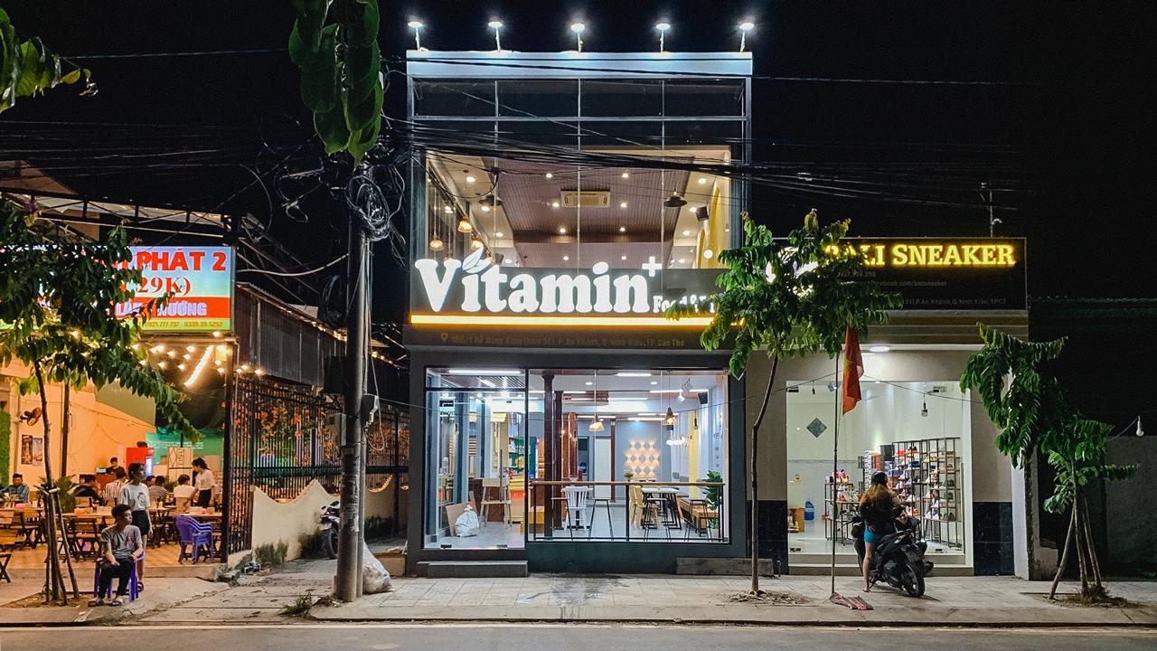 Quán Vitamin + Cần Thơ