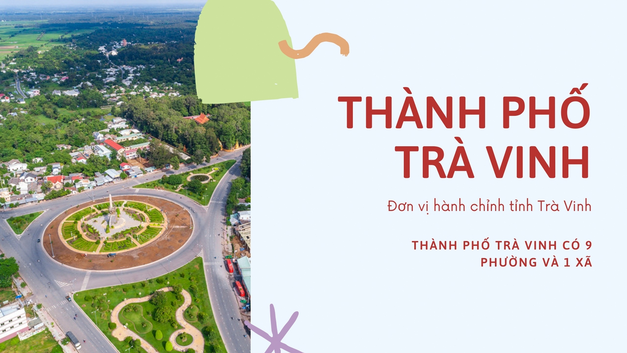 Đơn vị hành chính thành phố Trà Vinh
