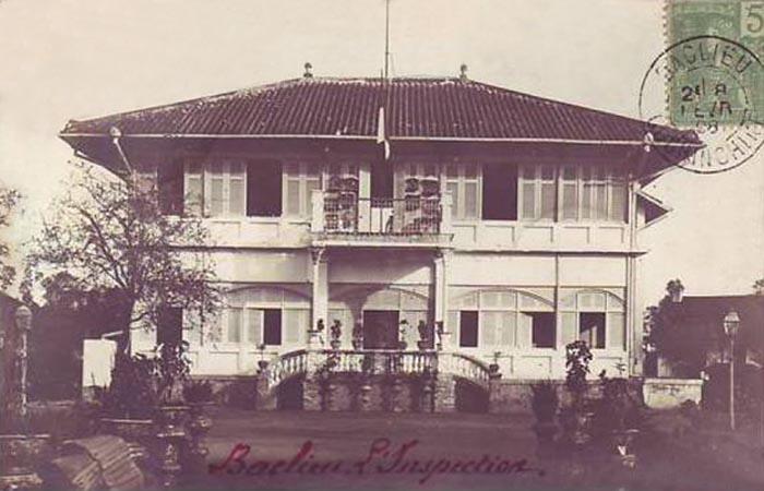 Bạc Liêu năm 1908 Llnspection