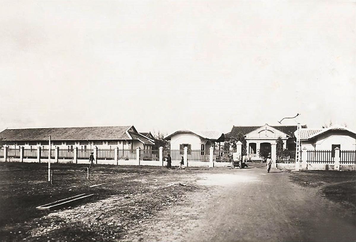 Bệnh viện tỉnh Bạc Liêu 1921 - 1935
