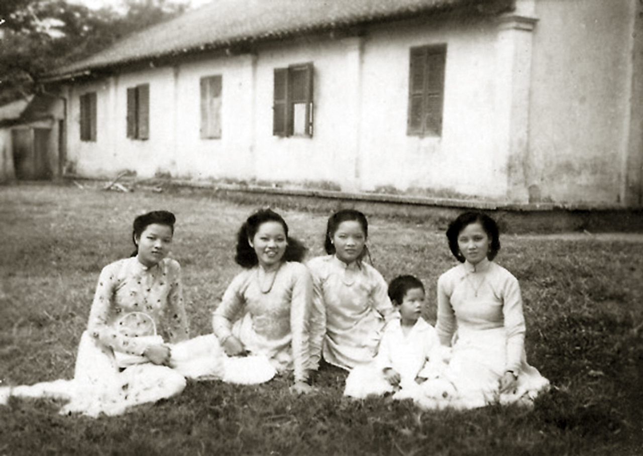 Trường Tiểu Học Vĩnh Châu Bạc Liêu ngày xưa