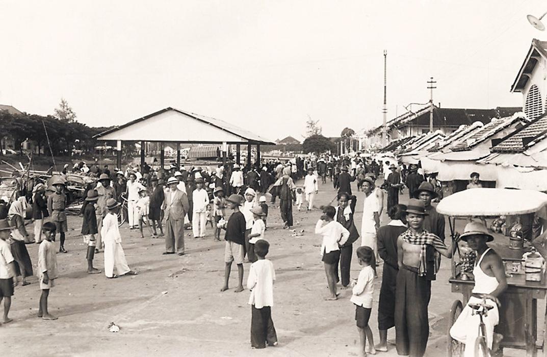 Chợ Bạc Liêu 1921-1935