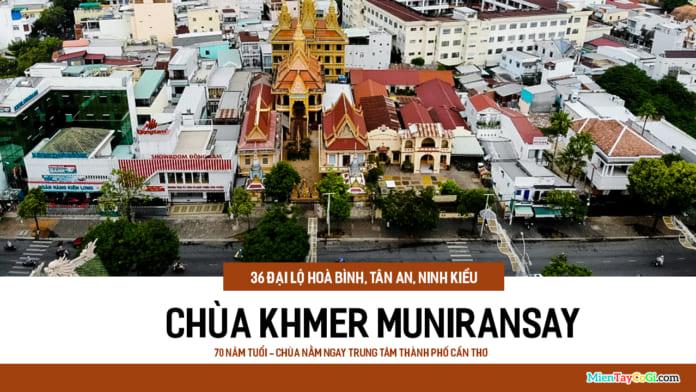 Chùa Khmer Muniransay