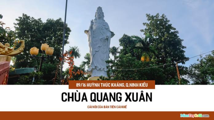 Chùa Quang Xuân