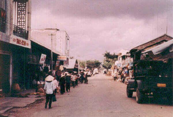 Đường Ngô Quyền năm 1968