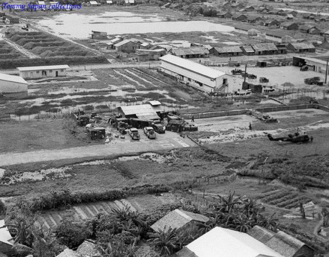 Doanh trại Seawolf Association Colection ở Rạch Giá ngày 15 tháng 10 năm 1971