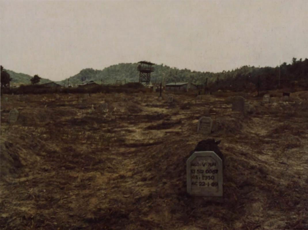 Nghĩa trang của tù binh