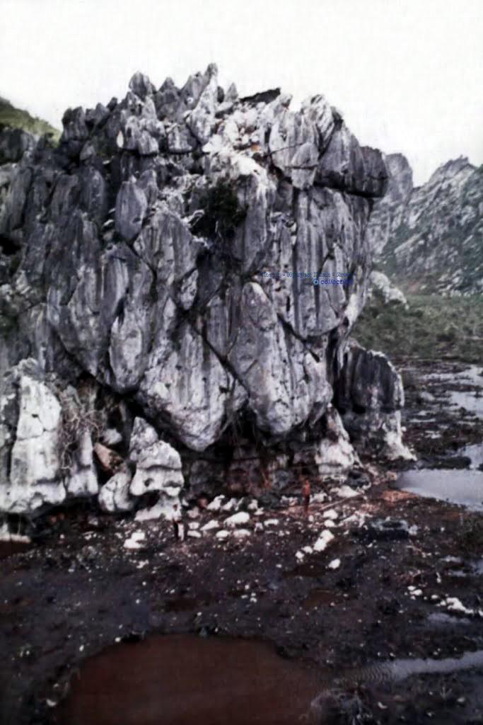 Núi Hang Cây Ớt - Lò Vôi - Kiên Giang ngày 10 tháng 5 năm 1971