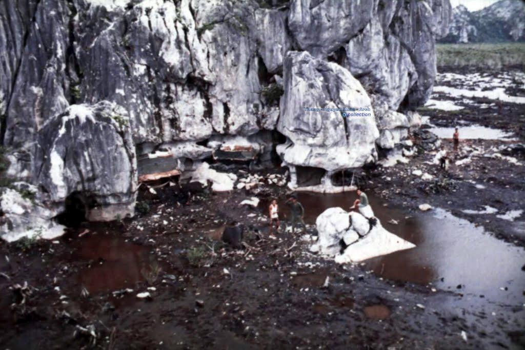 Núi Hang Cây Ớt - Lò Vôi - Kiên Giang ngày 10 tháng 5 năm 1971 - Photo