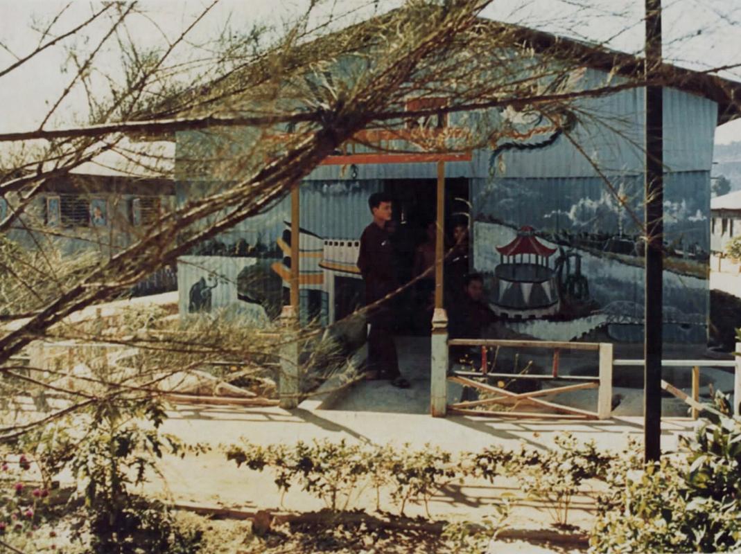 Người lính ở nhà tù Phú Quốc