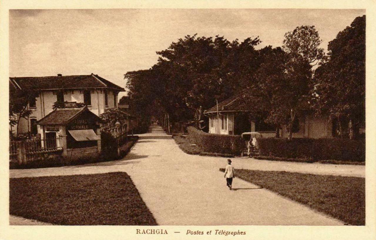 Đường phố RG trên tấm Posters