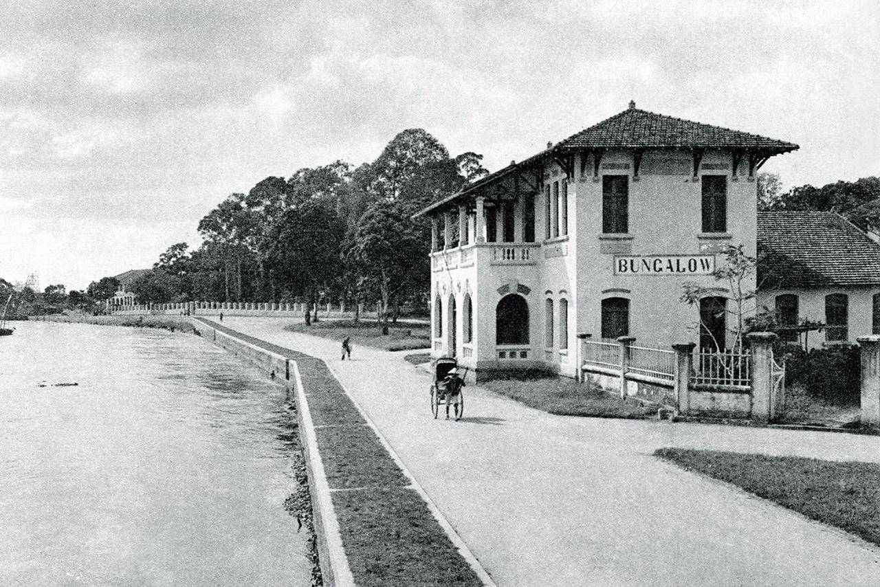 Bungalow Rạch Giá (Sau này là ngân hàng Việt Nam Thương Tín)