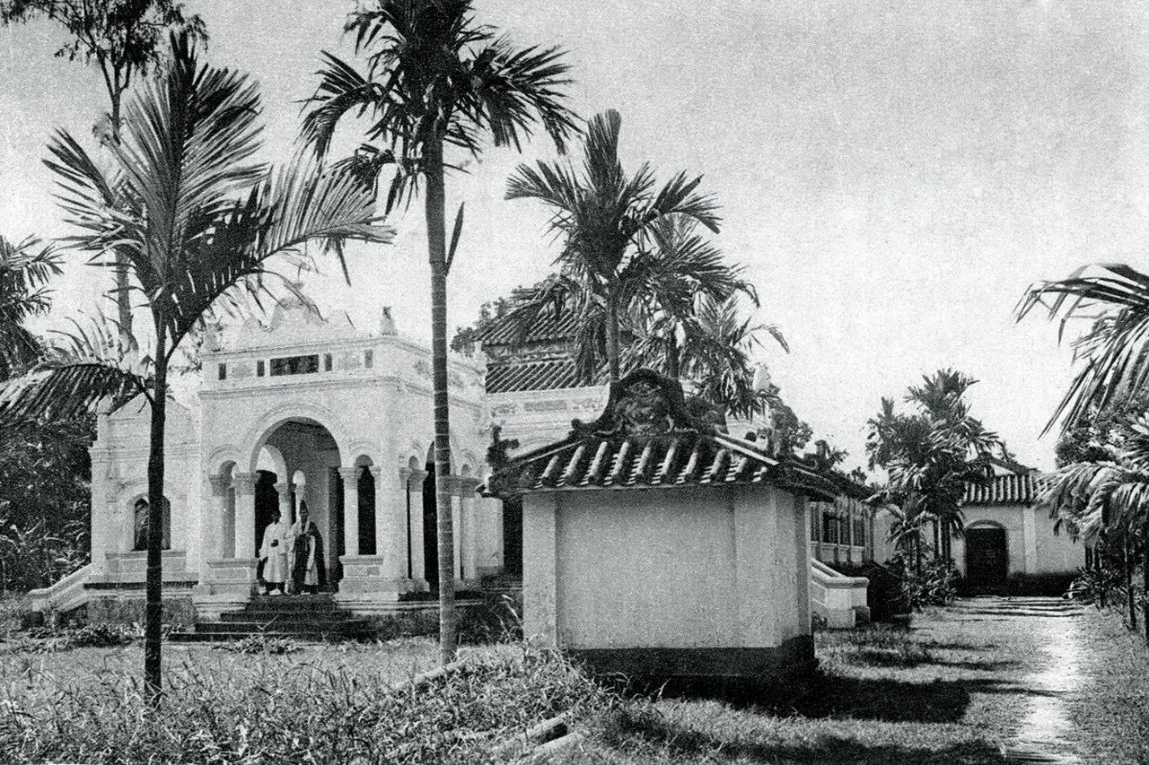 Chùa Tam Bảo Rạch Giá trước năm 1975