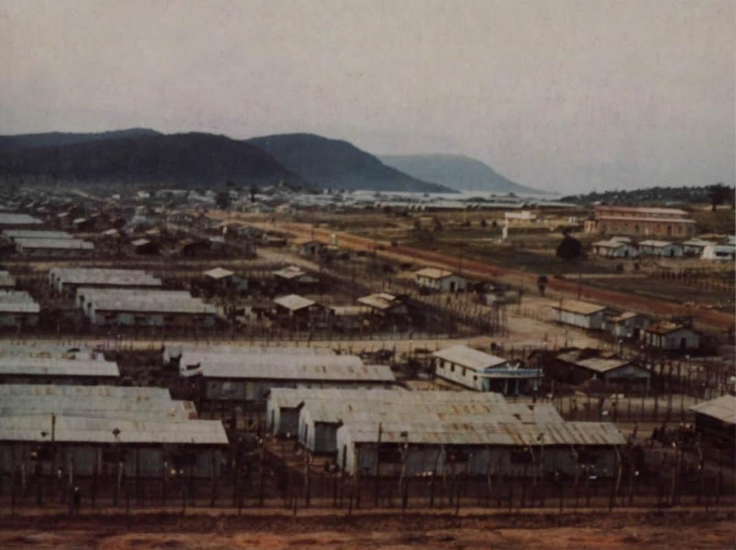 Trại tù Phú Quốc - Kiên Giang