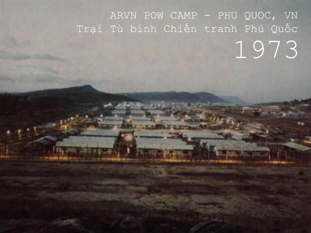 Trại tù binh chiến tranh Phú Quốc năm 1973