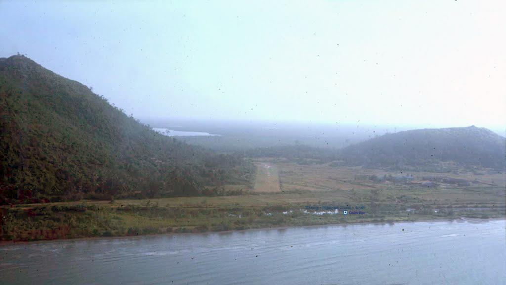 Bãi biển Tô Châu năm 1966-1967 - Photo by Don Griffin