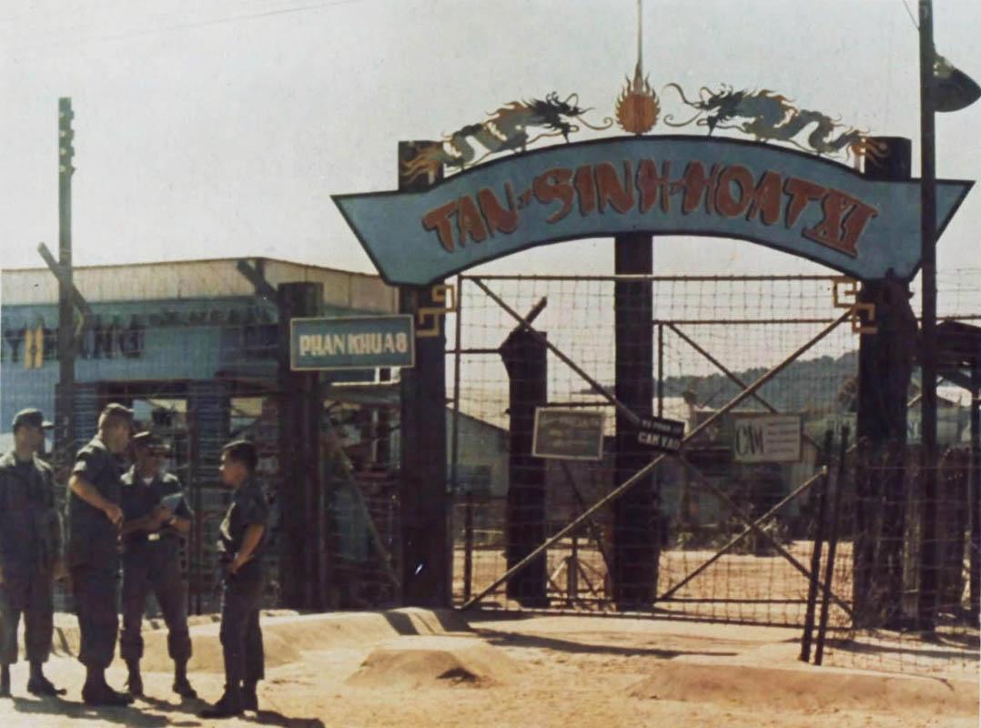 Trại Tân Sinh Hoạt 11 - Nơi giam giữ các tù binh cốt cán