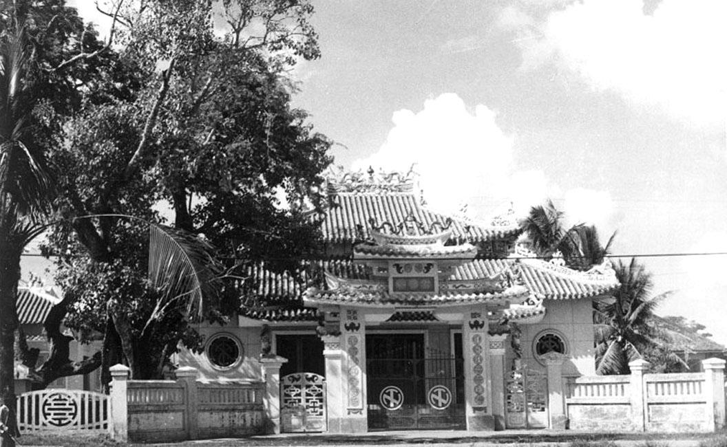 Đền thờ Nguyễn Trung Trực tại Rạch Giá