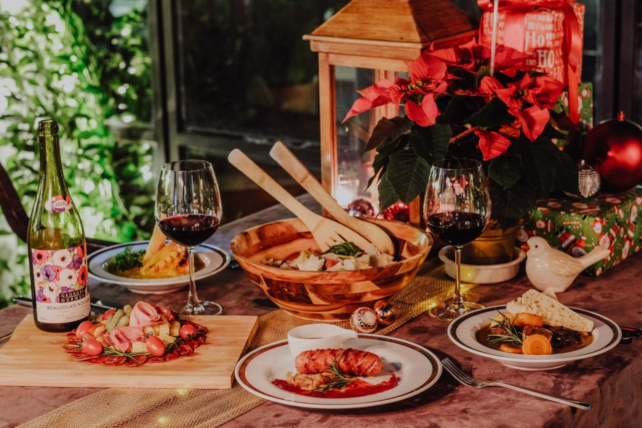 Bữa ăn mùa mưa với sự hòa quyện Việt - phương Tây
