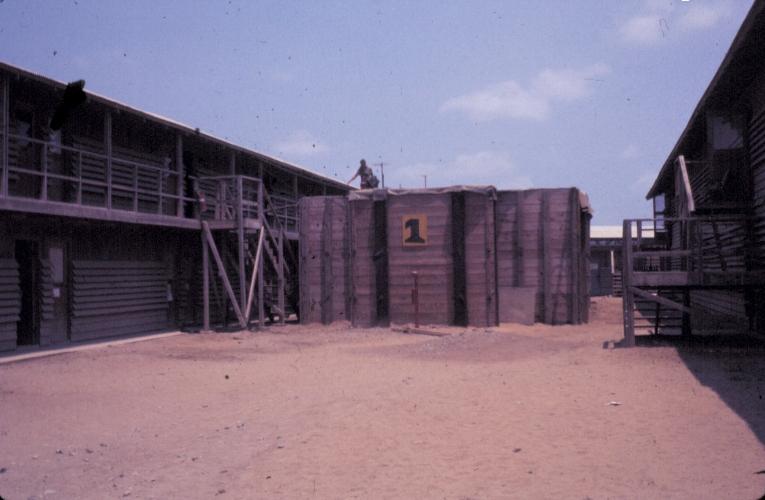 Base at Tân An năm 1969 | Photo by Craig Ailles