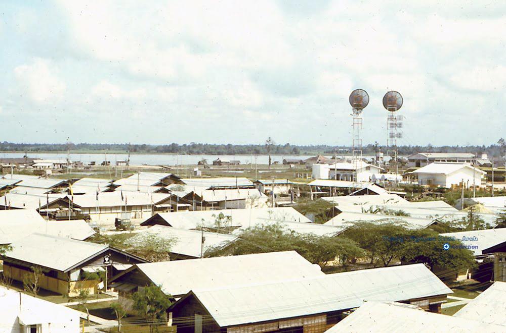 Nhưng ngôi nhà bên trong căn cứ quân sự Vĩnh Long năm 1967-1968