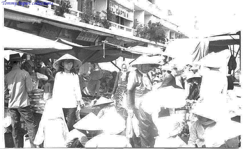 Chợ Vĩnh Long năm 1966