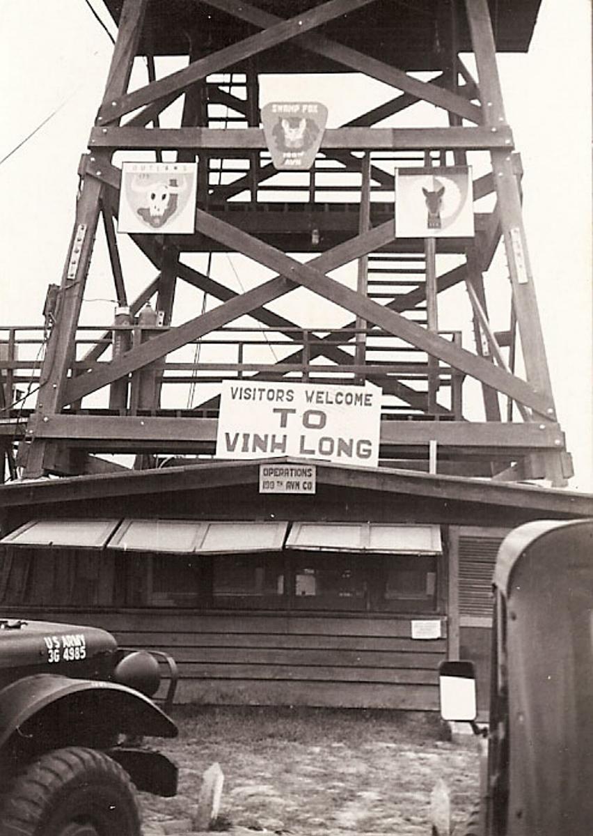 Cổng chào Vĩnh Long năm 1967 - 1970 | Jennings Gallery