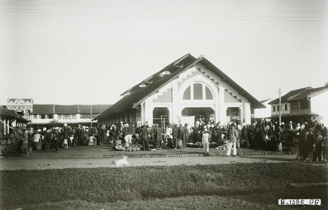 Chợ Sóc Trăng thập niên 1920s