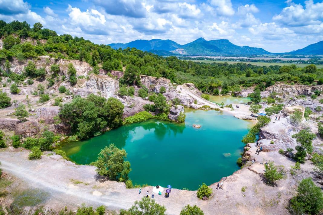 Hồ Tà Pạ Tri Tôn An Giang