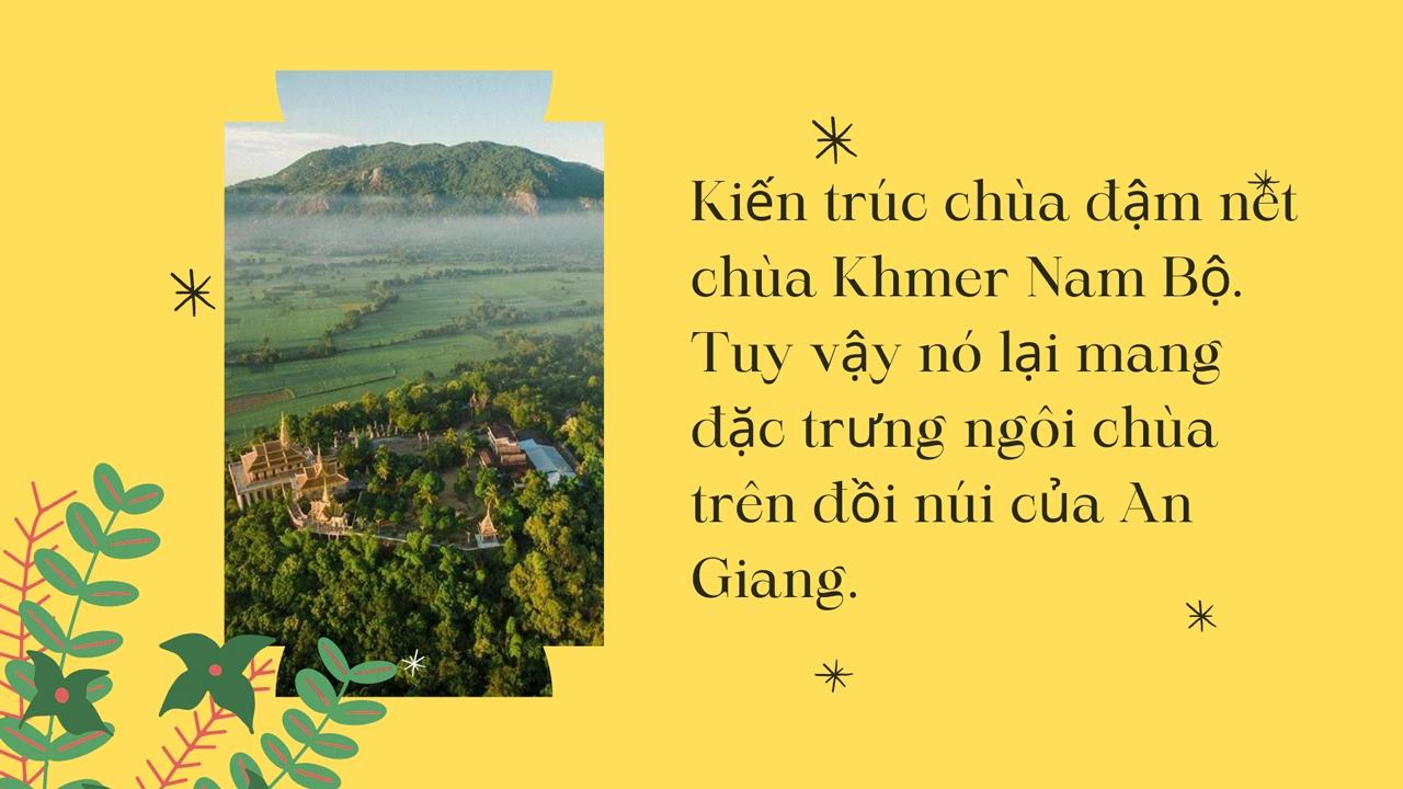Quote kiến trúc chùa Tà Pạ