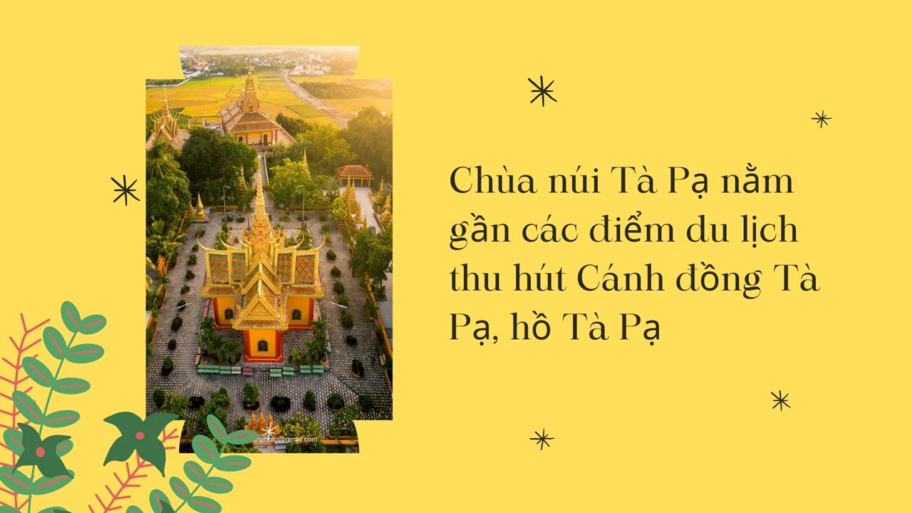 Quote vị trí chùa