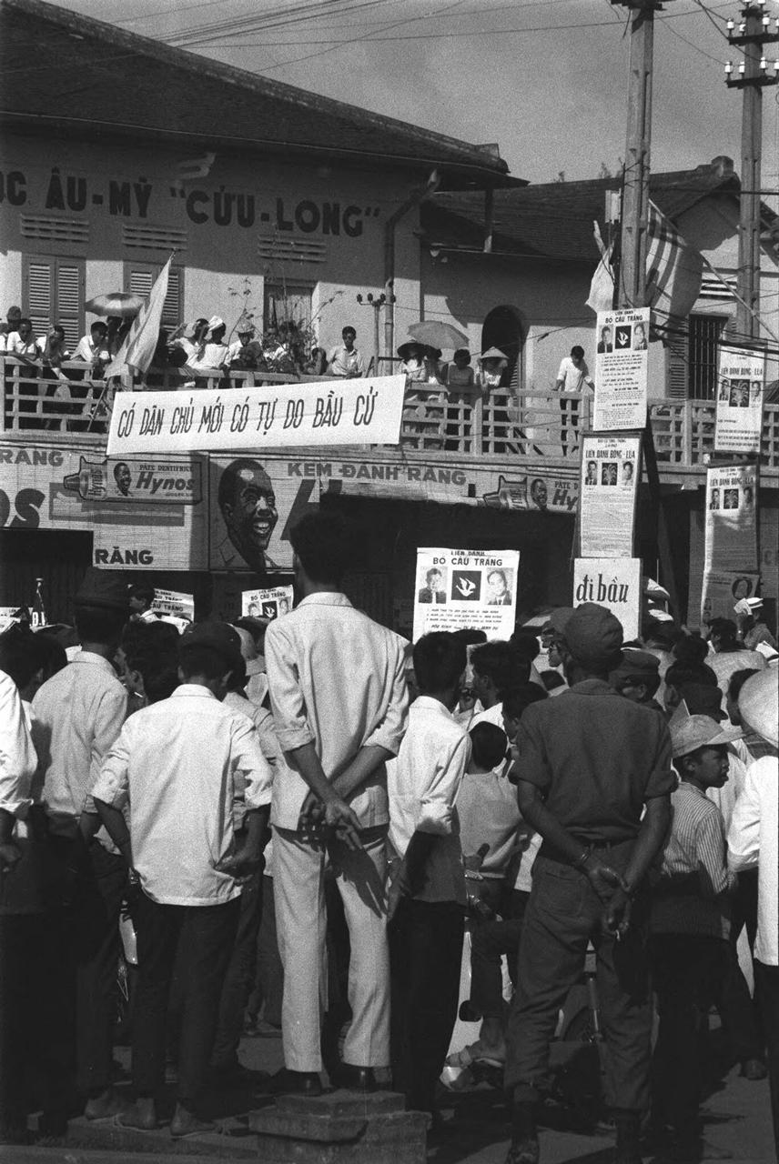 Chiến dịch tranh cử năm 1967 ở Cần Thơ