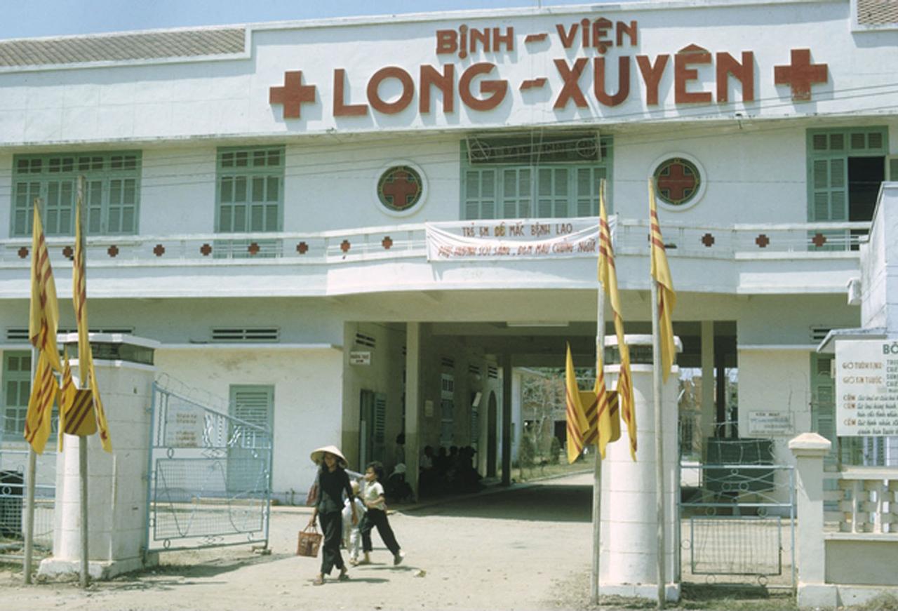 Bệnh viện Long Xuyên năm 1967
