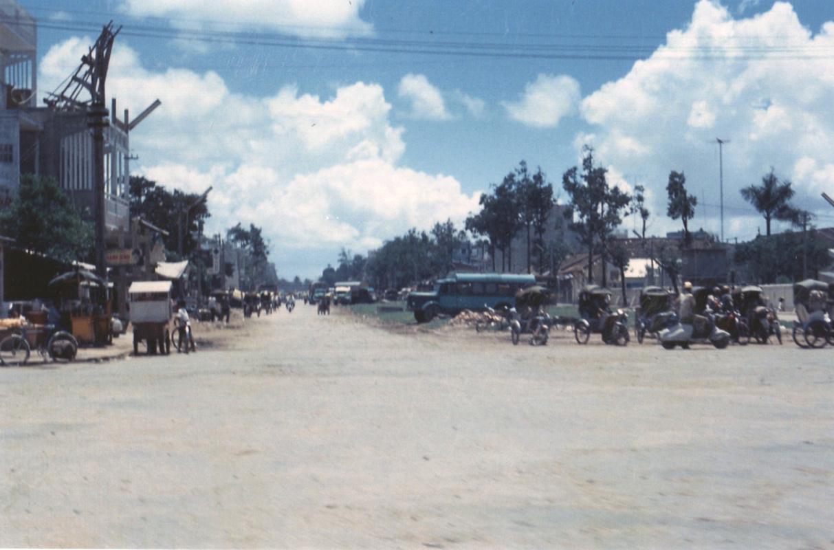 Đường Nguyễn An Ninh hiện nay ở Cần Thơ