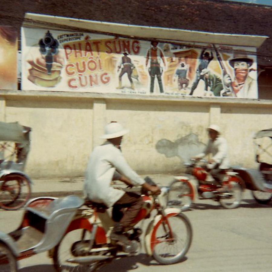Rạp phim Casino Cần Thơ năm 1967 - 1968