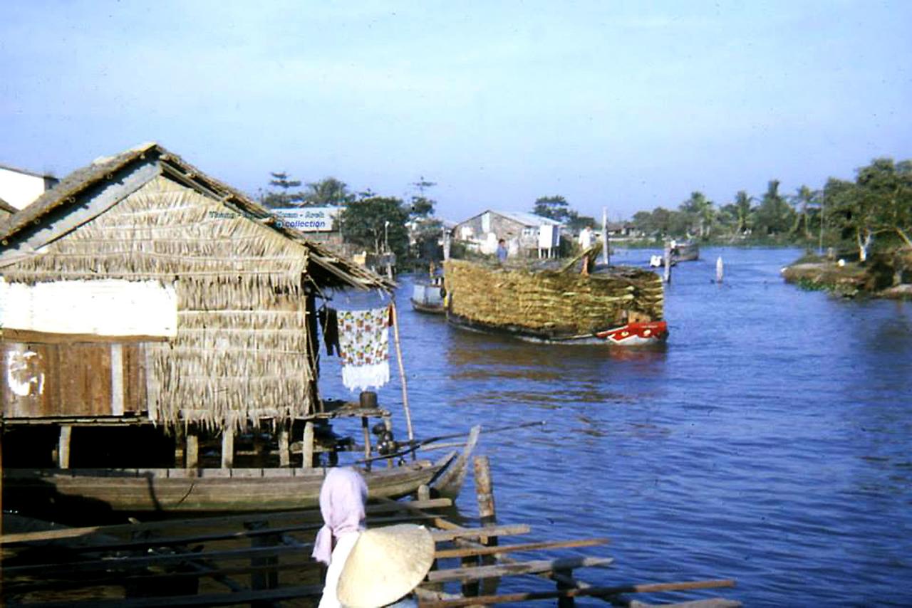 Sông Cái Khế năm 1966