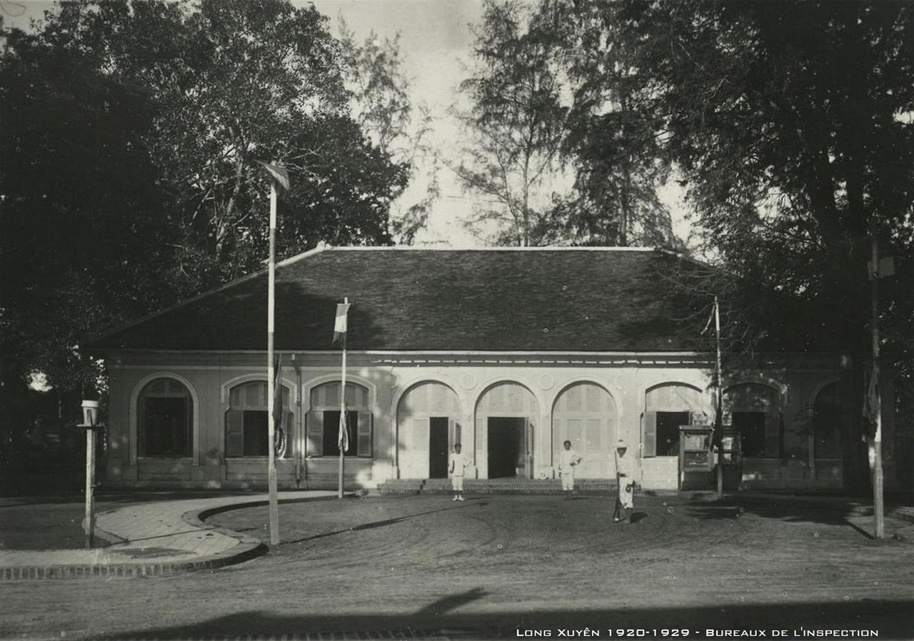 Tòa Bố thập niên 1920s