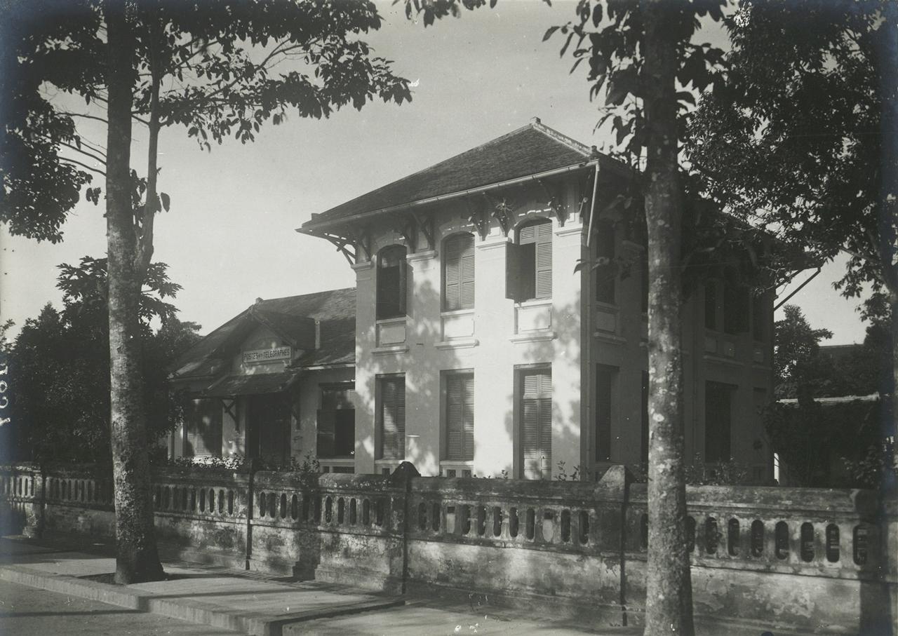 Ty Bưu Điện và Điện Tín thập niên 1920s