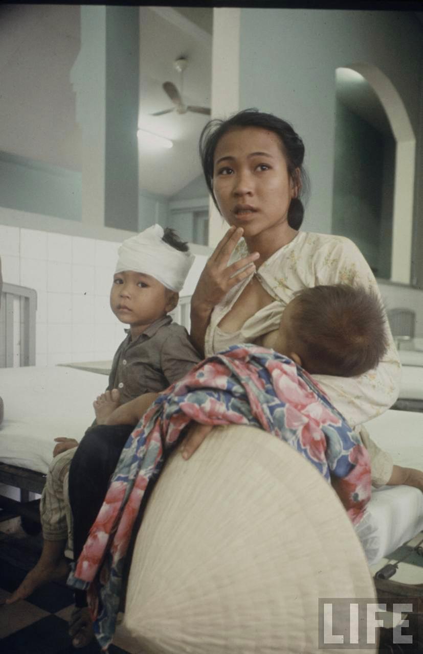 Vết thương sau cuộc bạo động ở Cần Thơ trước năm 1975
