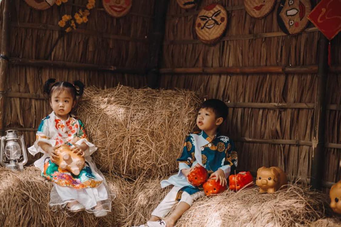 Địa điểm chụp ảnh miền quê thú vị cho trẻ em ở miền Tây