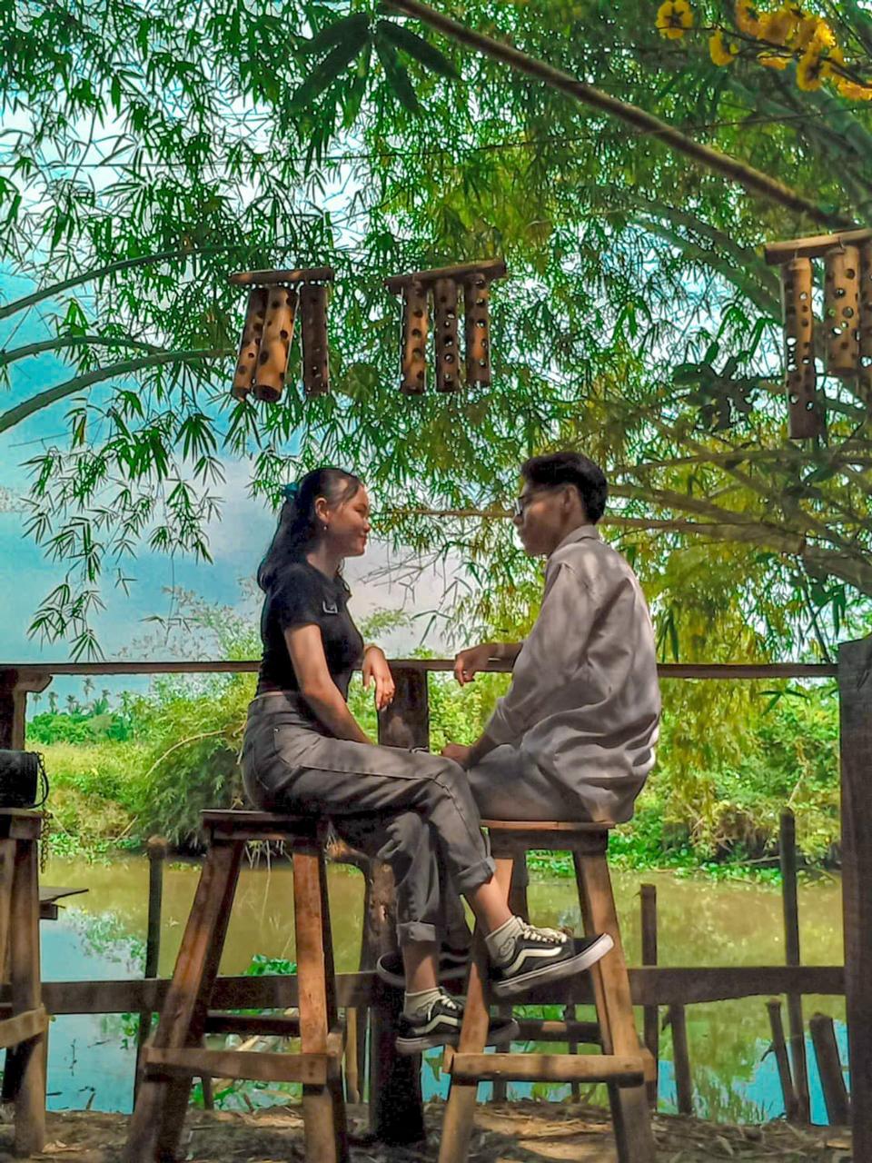 Khung cảnh lãng mạn cho các cặp đôi