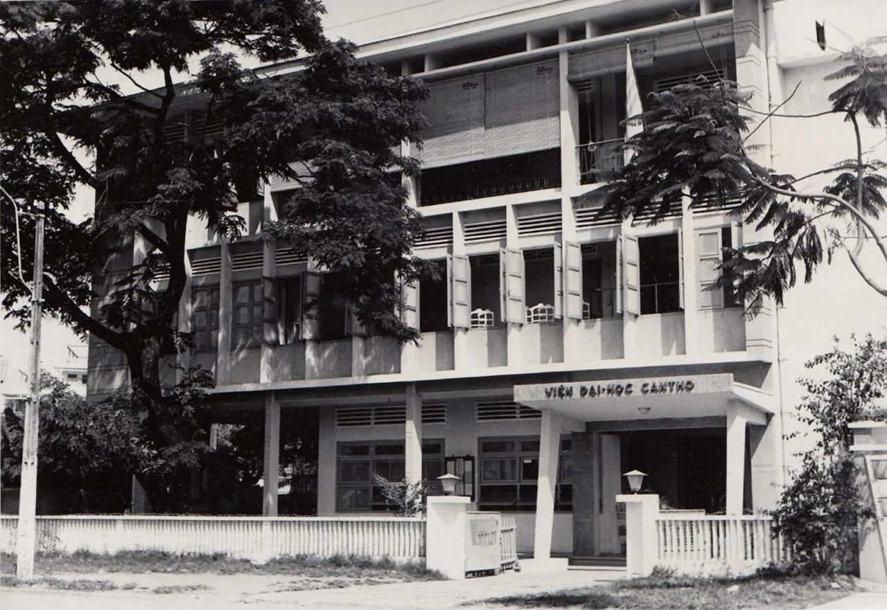 Viện đại học Cần Thơ năm 1967
