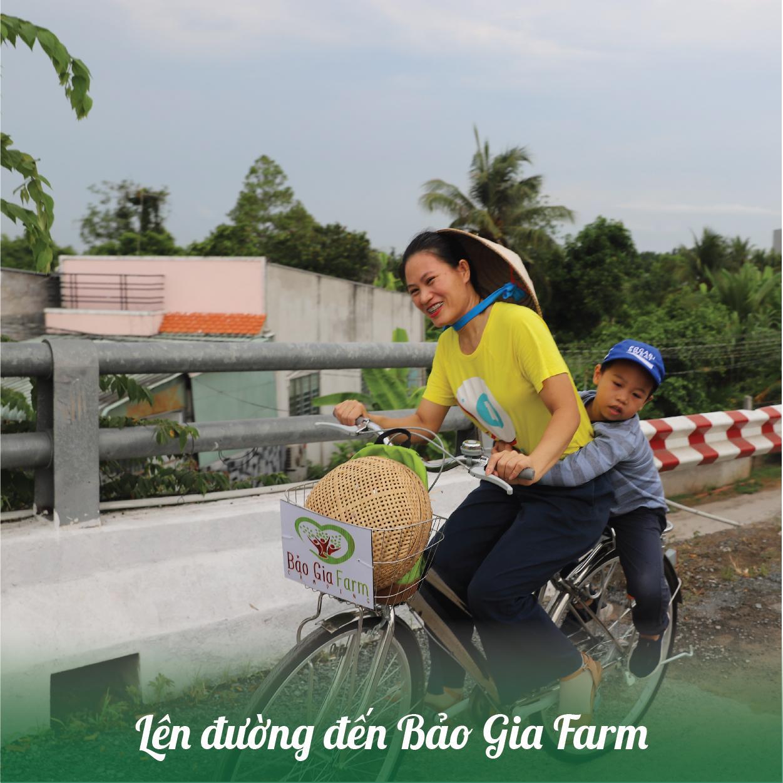 Dịch vụ đạp xe đạp tham quan Bảo Gia Trang Viên