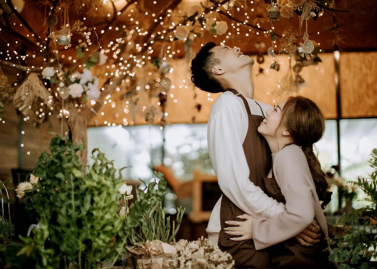 Nơi đây được lựa chọn là nơi chụp ảnh của nhiều cặp đôi tại Cần Thơ