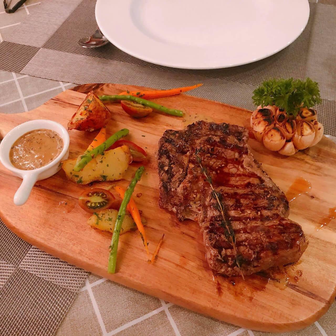 Beefsteak Ma Famille Cafeteria Cần Thơ