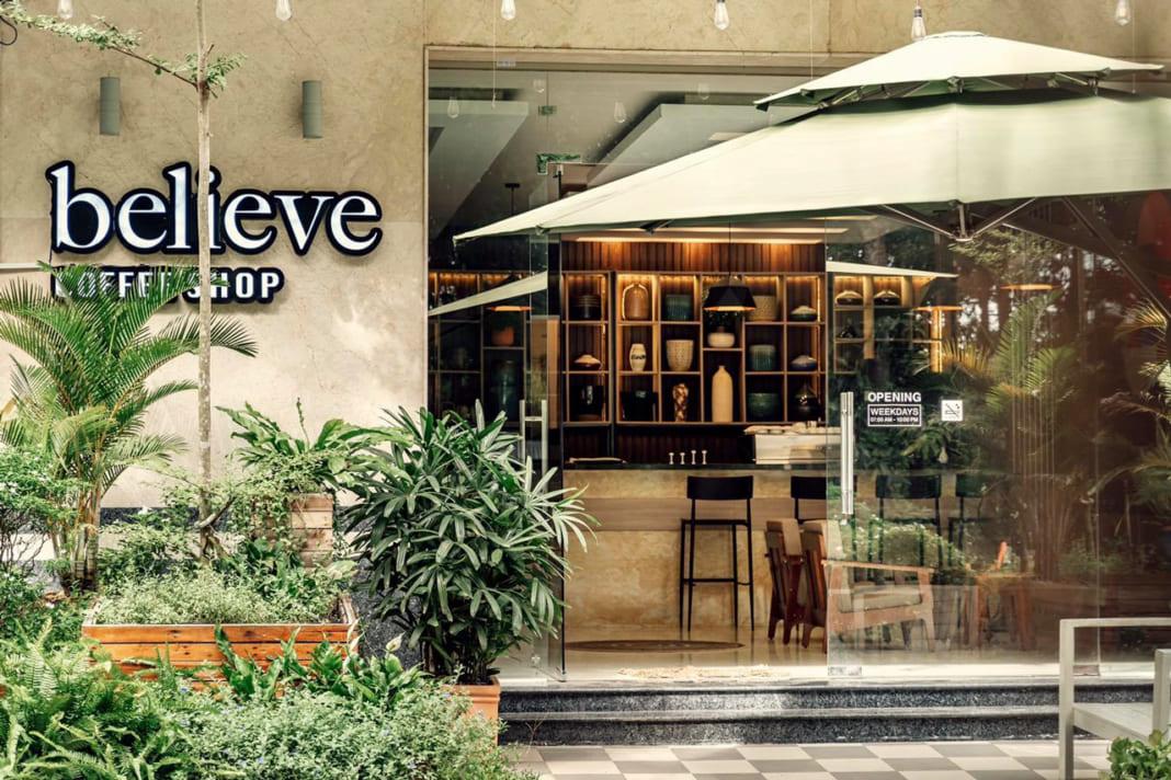 Believe Coffee Cần Thơ