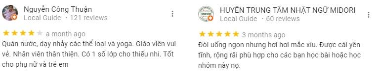 Đánh giá Gani Coffee House Cần Thơ của khách