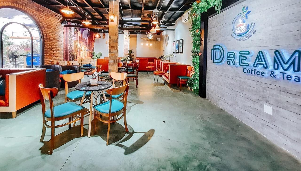 Không gian phòng lạnh Dream Coffee