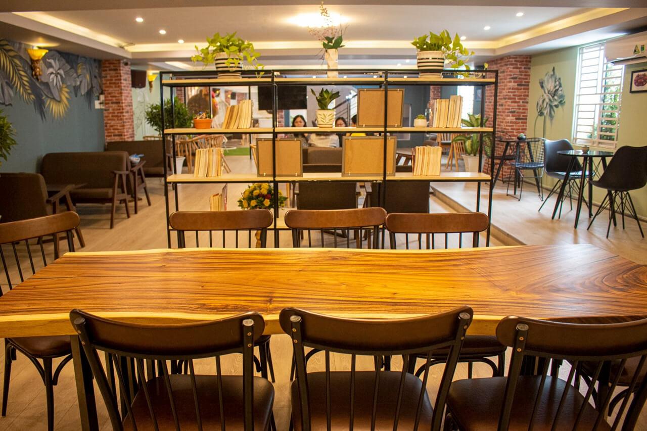 Không gian Gani Coffee House Cần Thơ