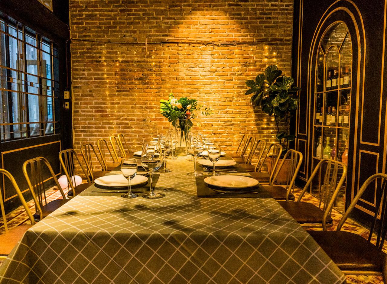 Không gian lãng mạn ở Ma Famille Cafeteria Cần Thơ